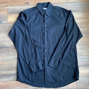 {preloved} Men's Calvin Klein Button Down Shirt